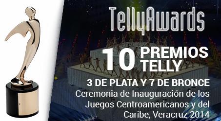 Premios Telly 2015